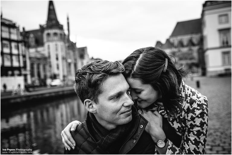 Engagement session in Ghent